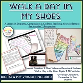 Empathy & Compassion, Back to School Activity-Walking in Someone Else's Shoes