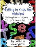 Getting to Know the Alphabet: An A-Z Letter Guide