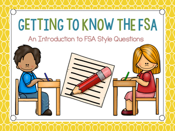Getting to Know the FSA: Reading