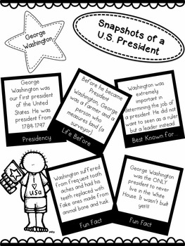 Making Inferences: Getting to Know the Presidents of the United States