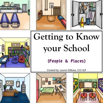 Getting to Know your School - People and Places