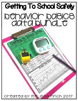 Getting to School Safely- Behavior Basics Data