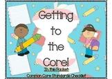 Getting to The Core-Common Core Standards Checklist