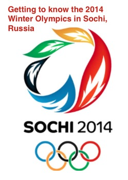 Getting to know 2014 Winter Olympics in Sochi