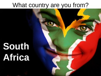 Getting to know South Africa