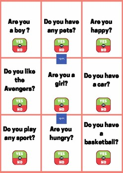 Getting to know each other BINGO / Interview