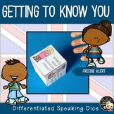 Getting to know you Dice