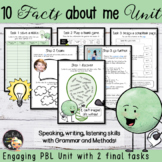 Getting to know you PBL Unit