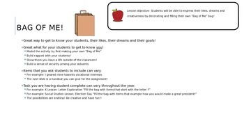 Getting to know your learners!