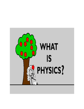 Getting to know your subject- Physics!