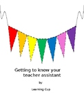 Getting to know your teacher assistant