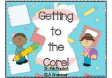 """Getting to the Core"" First Grade Grammar Word Work"
