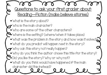 """""""Getting to the Core"""" First Grade Reading"""