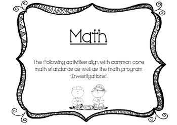"""""""Getting to the Core"""" First Grade Math Whole Year Review"""
