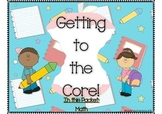 """Getting to the Core"" First Grade Math Whole Year Review"