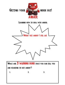 Getting your ANGER Inside Out!