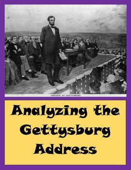 Civil War: Abraham Lincoln's Gettysburg Address