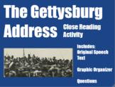 Gettysburg Address Close Reading