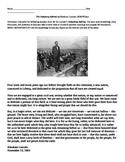 Gettysburg Address: SOAPSTone Activity