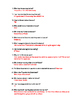 Gettysburg Movie Guide (DISC 1) ANSWERS
