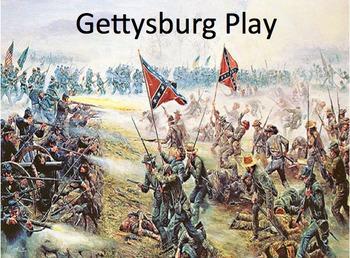 Gettysburg Play