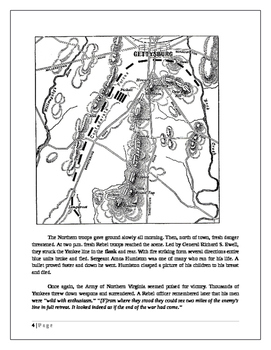 Gettysburg: Terrible Beyond Description