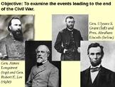 Gettysburg and Appomattox PowerPoint Presentation