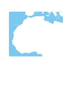 Ghana Empire Map Assignment