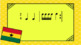 Ghana Games:  Three musical games and lessons for the folk songs of Ghana