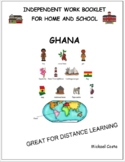 Ghana, Africa, fighting racism, distance learning, literacy (#1230)