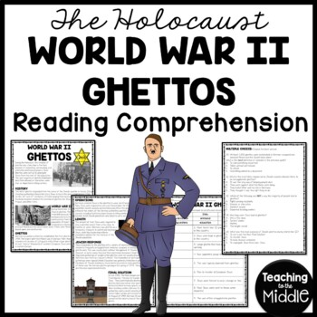 Ghettos during World War II, Holocaust, Jews, Hitler, Concentration Camps