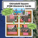 Ghiradelli Square STEM Discovery Cards Kit