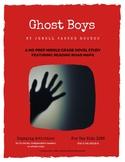 Ghost Boys - A No-Prep Novel Study (Distance Learning)