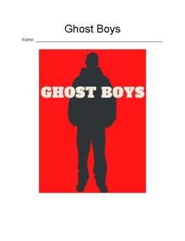 Ghost Boys: Chapter-by-Chapter Reading Comprehension Questions