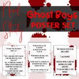 Ghost Boys Novel Quote Posters