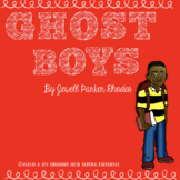 Ghost Boys by Jewell Parker Rhodes a CCSS-aligned close reading novel study