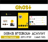 Ghost Breakout- Based on the Novel!