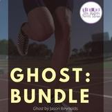 Ghost by Jason Reynolds: Novel Unit Bundle