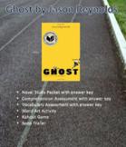 Ghost Bundle by Jason Reynolds