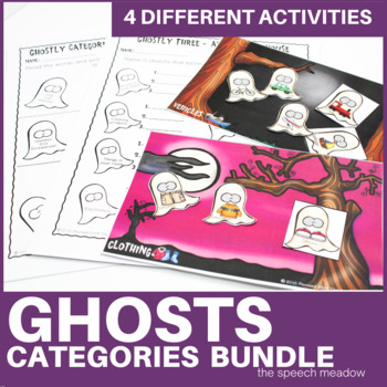 Ghost Categories Bundle