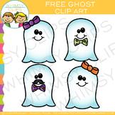Free Ghost Clip Art