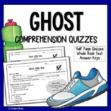 Ghost by Jason Reynolds Questions