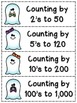 Ghost Counting by 2's, 5's, 10's, and 100's.