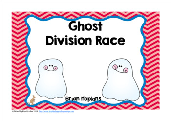 Ghost Division Race