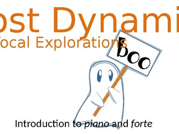 Ghost Dynamics (Vocal Exploration)