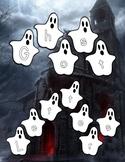 Ghost Letter / Alphabet Decorations