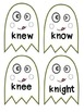 Ghost Letter Digraph Poster