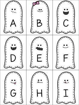 Ghost Letter Recognition and Writing