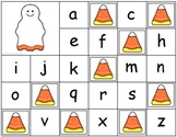 Ghost Letter and Number Cover-Up Mats