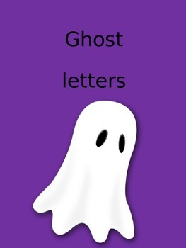 Ghost Letters Silent Letters PowerPoint